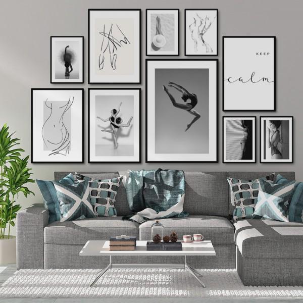 Cómo elegir cuadros para decorar